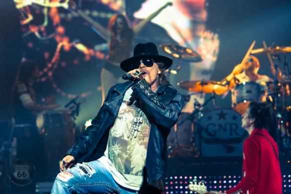 4. Guns N Roses
