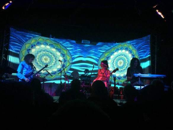 7. Ozric Tentacles