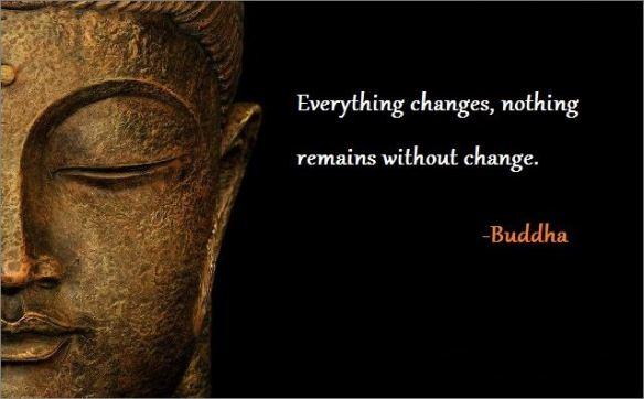 Buddha Change